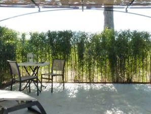 Côte Jardin im Haus Les Eucalyptus