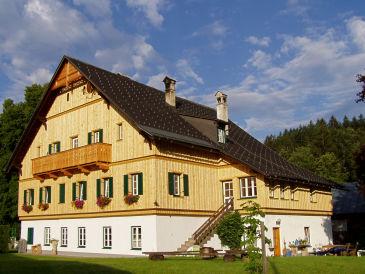 Ferienwohnung die Traunmühle