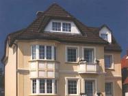 01  Spiekeroog Haus Nordsee in Duhnen
