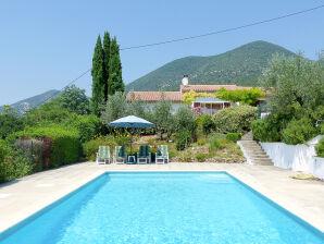 Ferienhaus in den Lavendelfeldern in der Provence