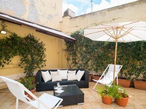 Ferienwohnung Monti mit Terrasse
