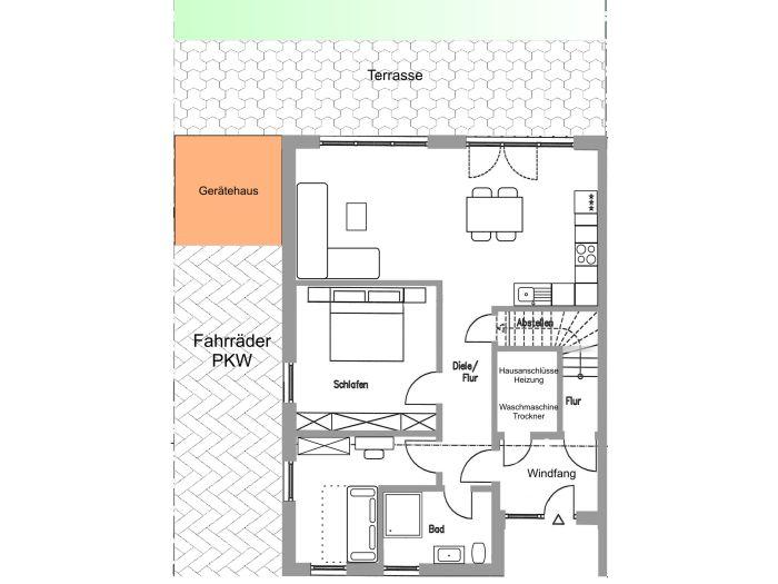 ferienwohnung admirals nest 1 ostsee schlei familie wilhelm und petra hartmann. Black Bedroom Furniture Sets. Home Design Ideas