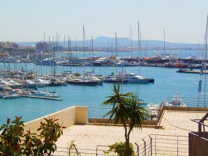 Ferienwohnung Apartment mit Meerblick in Palma!