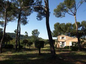 Villa Provenzalisches Haus mit grossem Pinienpark