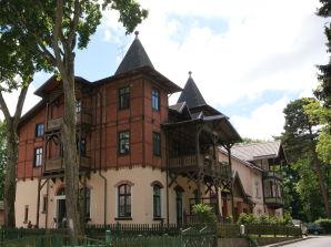 Apartment in der Villa Bachmann