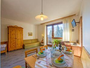 Zweiraum Apartment in Meran in der Residence Villa Eleonora