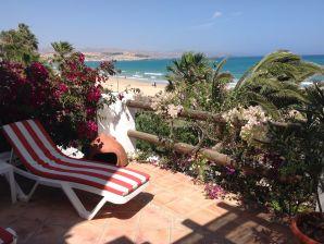 Ferienwohnung Traumhaus am Strand
