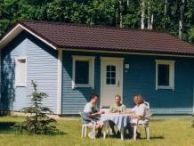 Ferienhaus Typ B | Ferienhausanlage Stausee Oberwald
