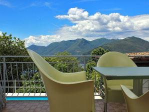 Exklusive Ferienwohnung am Lago Maggiore