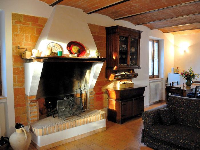 schne wohnzimmer mit kamin ferienwohnung margherita - Schne Wohnzimmer Mit Kamin
