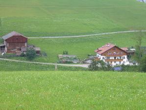 Ferienwohnung Pramstaller im Bauernhof Belodei