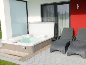 Villa Grande (EG) Luxus-Spa mit Garten