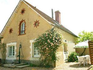 Ferienhaus Savennieres auf dem Landgut De la Roche