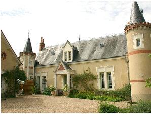 Ferienhaus Vouvray auf dem Landgut De La Roche