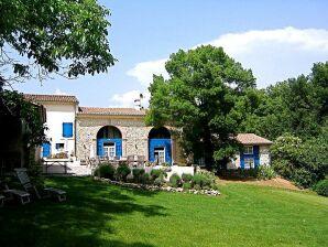Ferienhaus Clos Sainte Marie (La Crouzette)