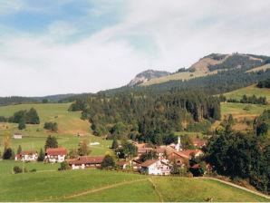 Landhaus Schwab - Ferienwohnung Nebelhorn