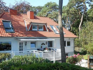 Ferienhaus Unser Sommerhaus mit Meerblick