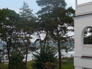 Ferienwohnung Sommerwind - 1. Reihe am Strand und Meer