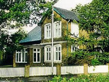 Ferienhaus Kapitänshaus Paulsen