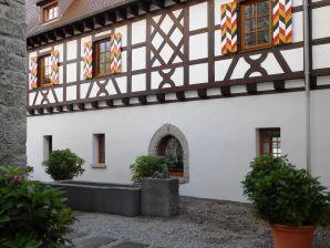 Ferienwohnung Regine im Schloss Oberstaad