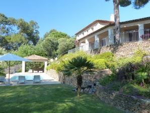 Villa LACROI-013: La Croix Valmer