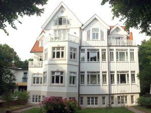 Ferienwohnung 5 im Haus Friedrichsen in der Gmelinstraße 22