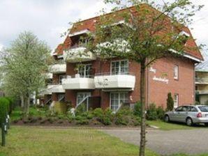 Ferienwohnung 18 in der Gmelinstraße 12, Haus Meeresbrandung