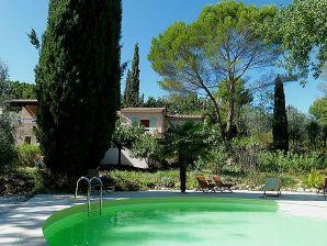 Villa mit Pool in Figanières en Provence, ruhigste Lage