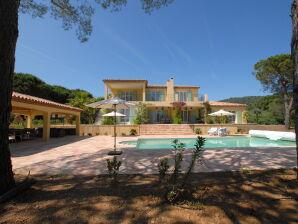 Villa LACROI-020: La Croix Valmer