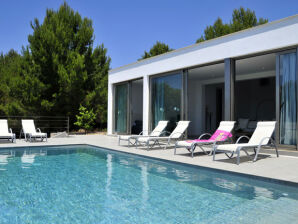Villa Salva mit Meerblick