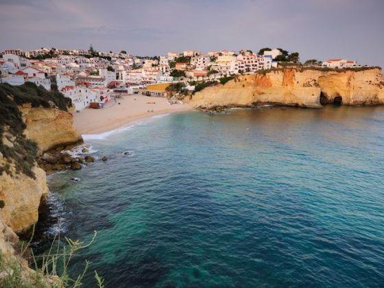 Ferienwohnung Vista Azul, Carvoeiro, Algarve  Dieter