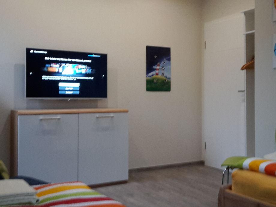 ferienwohnung loft apartment eldeufer plau am see. Black Bedroom Furniture Sets. Home Design Ideas
