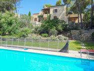 mit privatem Pool und Hanggrundstück im Mérindol