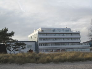 Ferienwohnung Strandhotel - 1 Reihe