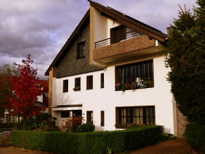 Ferienwohnung RuhrLogis - (mit Balkon + Weitblick)