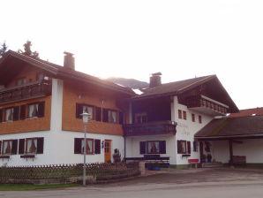 Nebelhorn im Gästehaus Breyer