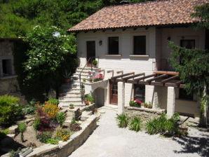 Ferienwohnung Lavanda in der Casa nel Bosco