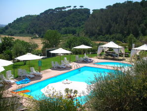 Ferienwohnung im Casolare Val di Mare mit Pool