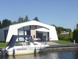 Bungalow Aquaronde 21 MarinaPark Lemmer