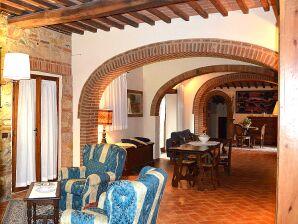 Ferienwohnung Casale La Quercia 3