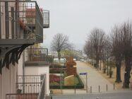 Ostseeblick nahe zur Seebrücke