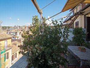 Ferienwohnung nahe der Spanischen Treppe