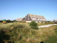 Uitwaaien on the island Ameland