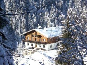 Skihütte Almhütte in den Bergen-Grubhöhe Wagrain