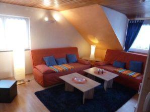 Ferienwohnung Gästehaus Koblenz (Dachwohnung)
