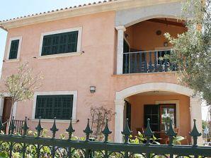 Ferienhaus Son Bielo für 2 Familien