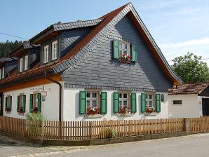 Ferienhaus Erlebnishaus Frankenwald