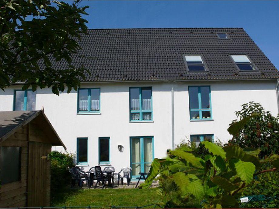 Aussenansicht Haus Ostseetraum