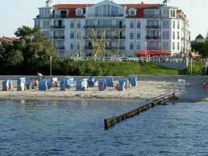 Ferienwohnung im Apartmenthaus Atlantik, Seeblick