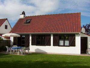 Ferienhaus Fischerhaus Zeewind II Bredene